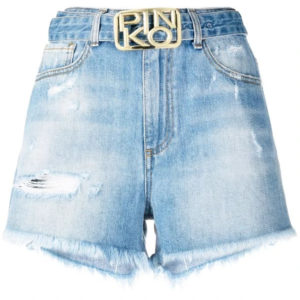 SHORTS IN JEANS PINKO P/E 21 - 1J10N0
