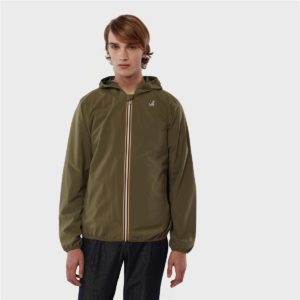 GIUBBOTTO JACQUES NYLON K-WAY P/E 21 - K00BBV0